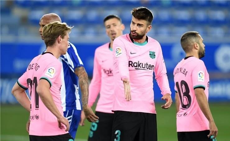 تابع مبارة برشلونة ضد الافيس بجودة عالية وبدون اي تقطعات