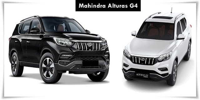 The Mahindra Alturas G4 looks great in these colors, find out what's best for you
