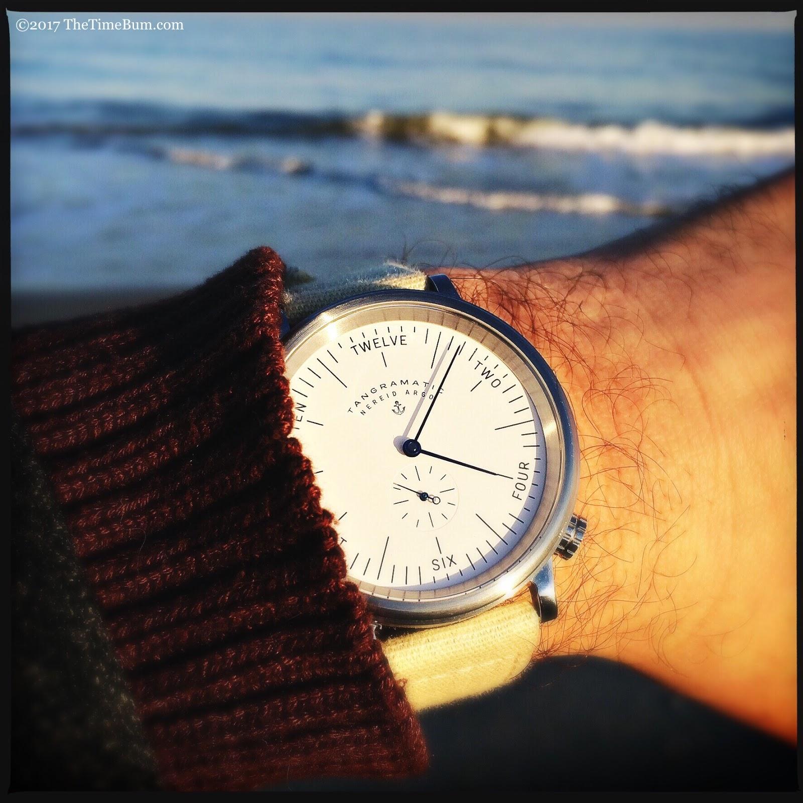 Tangramatic Nereid Argo wrist