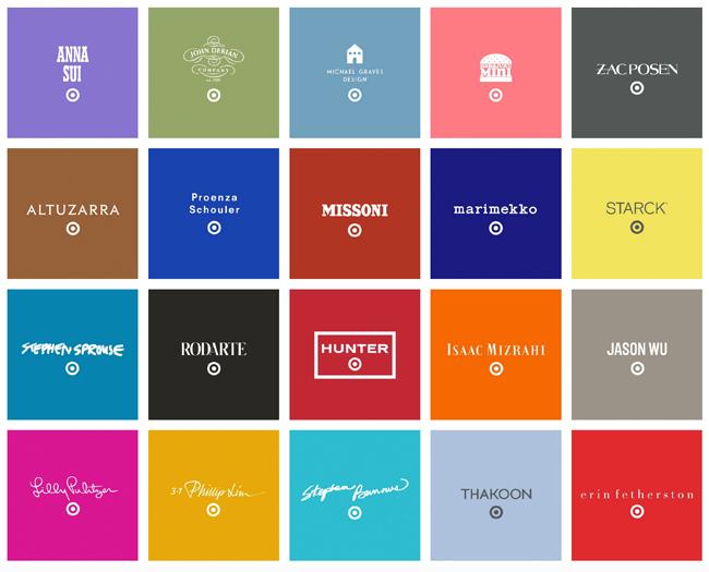 Target20 logos
