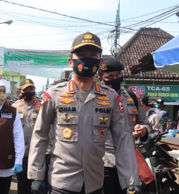 IPI : Publik Percaya Polisi mampu Menjaga Kamtibmas selama Pandemi