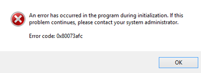 Remove BSOD DllRegisterServer failed with the error code 0x80040201 from Windows