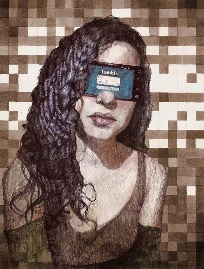 Новый способ видения.