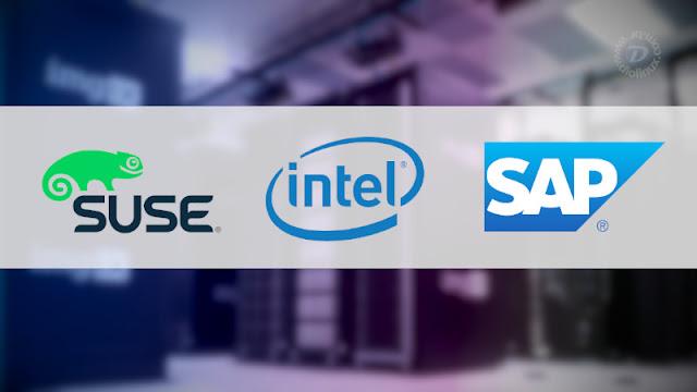 SUSE colabora com Intel e SAP para acelerar a transformação de TI com memória persistente no Data Center