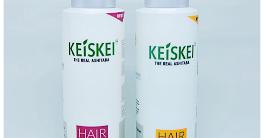 First Impression: Keiskei Hair Tonic & Hair Perfume Conditioner