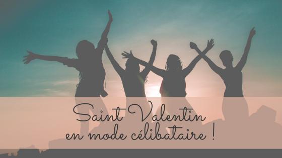 saint Valentin pour les célibataires