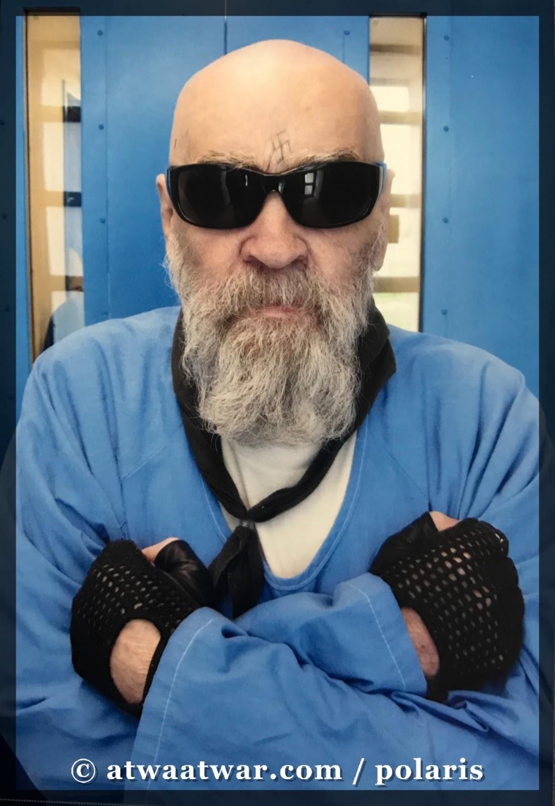 Manson Interviews Raw!: My Charles Manson Prison Interviews
