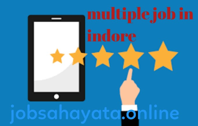 Hiring For Indore Location multiple job in indore for private sector