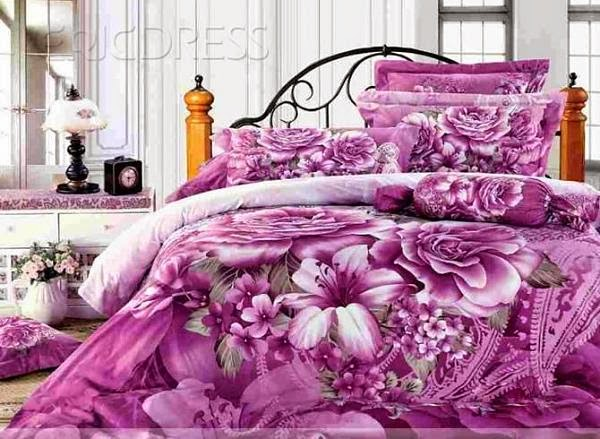 Flowers Bed Covers 1