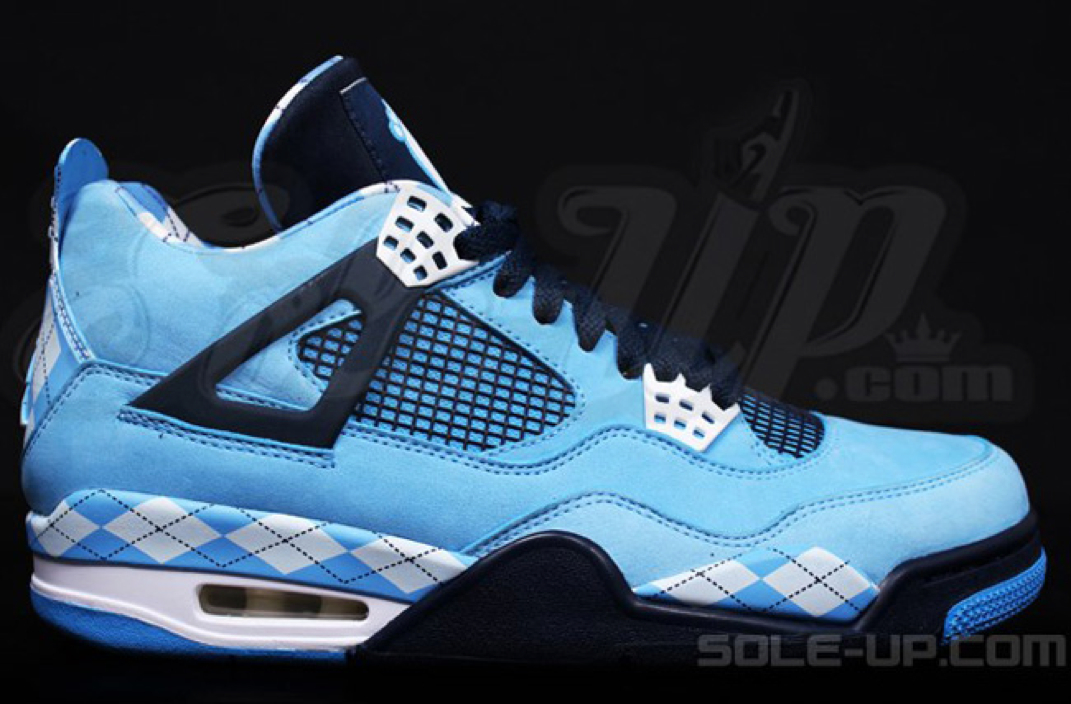 a829944e94d sale jordan 4 carolina player edition 78bd3 cd548