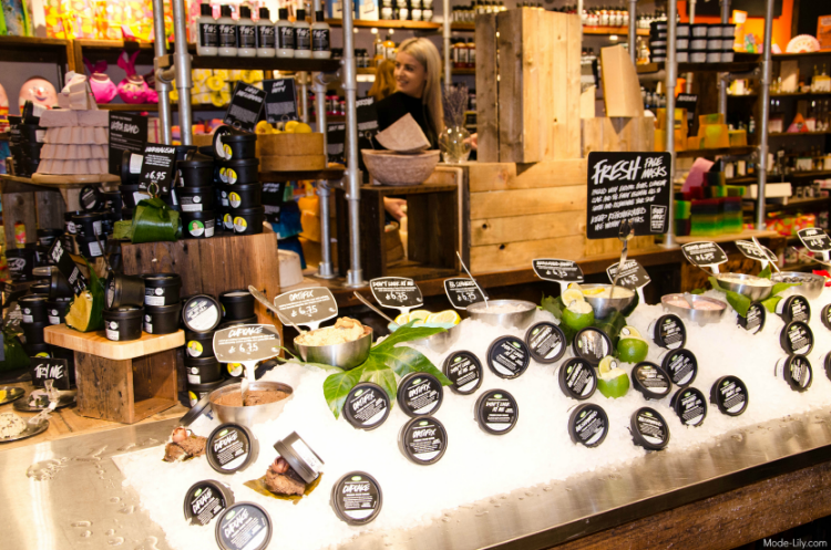 Lush Beauty Event: Tales of Bath Spa Treatment