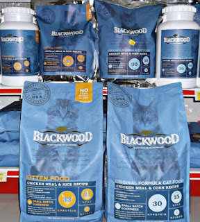Merk Makanan Kucing Super Premium Blackwood