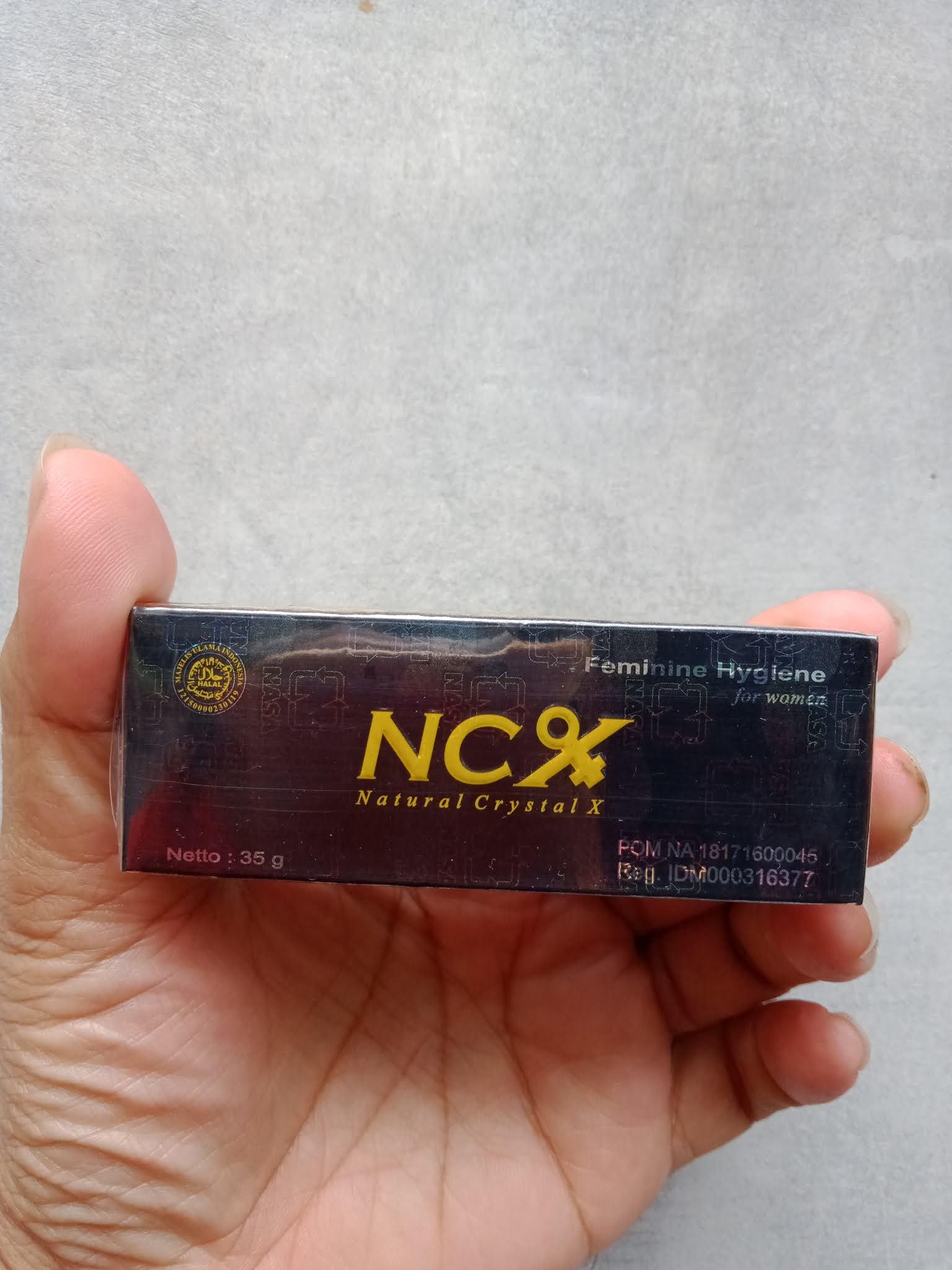 NCA Natural Crystal X