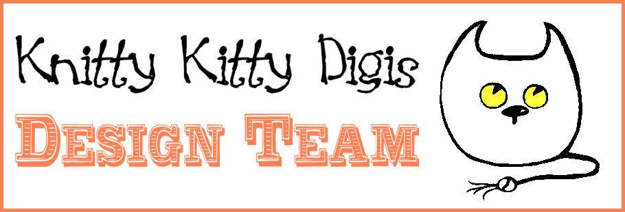 Proud to design for Knitty Kitty Digis