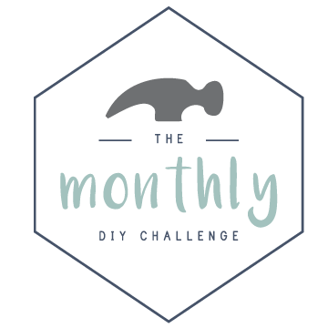 The Monthly DIY Challenge