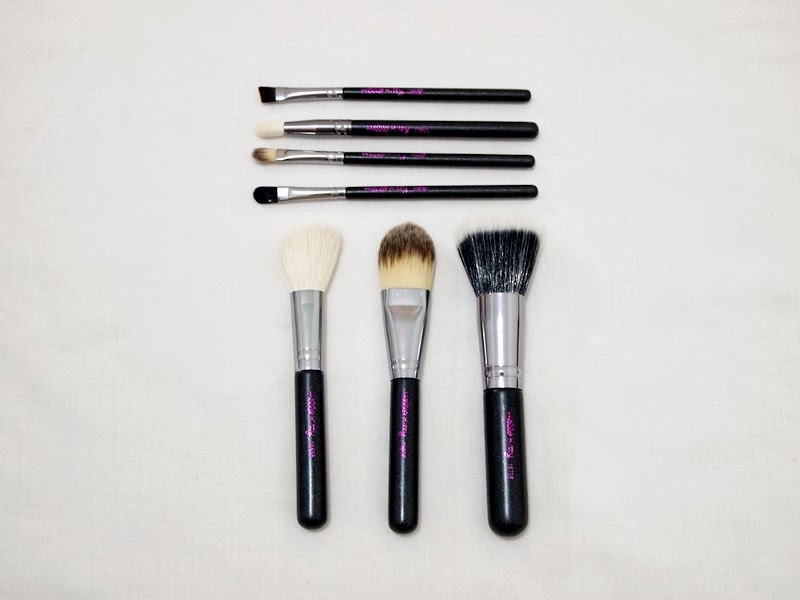 Makeup Brushes Traveling Case
