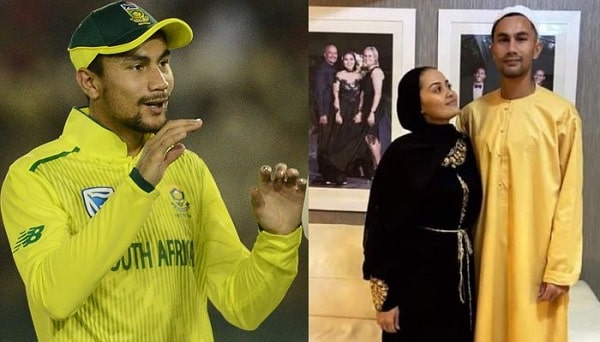 South African Spinner Boron Fortune Converts to Islam.