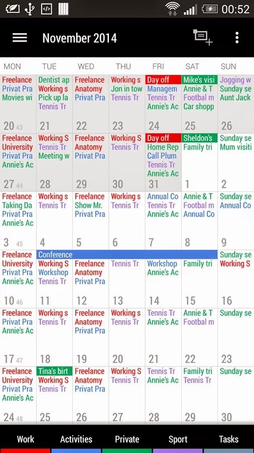 Business Calendar 2 PRO v2.1.2