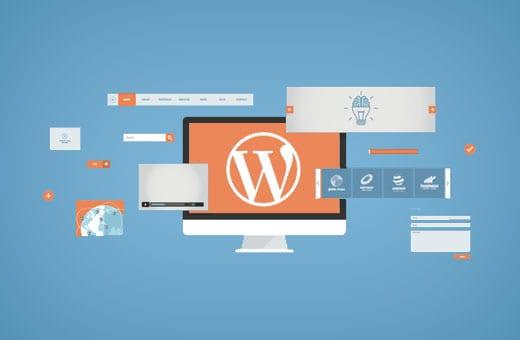 Widget là những công cụ có thể thêm hoặc xóa tùy vào mục đích sủ dụng của người dùng.