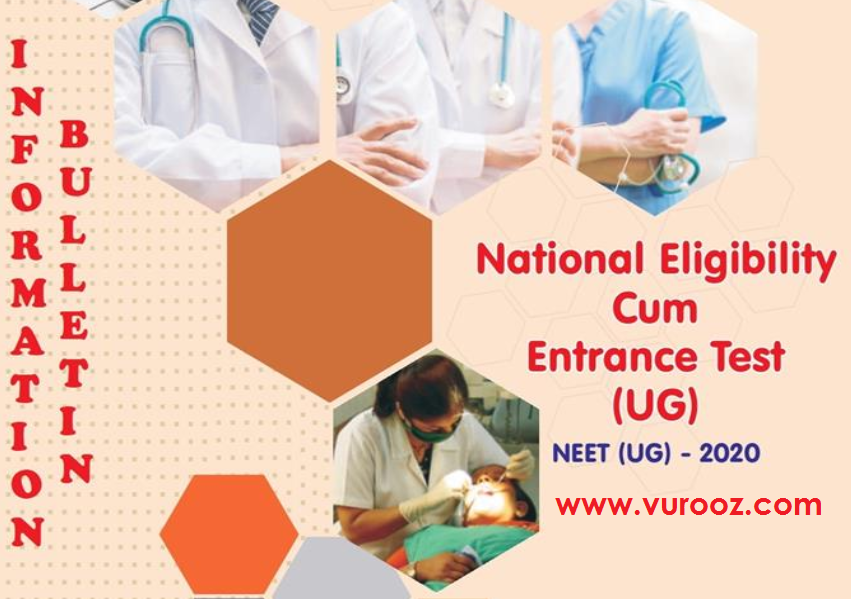 Neet Ug 2020 Online Application For Admission Into Mbbs Bds Courses Apply Now Vurooz Ilahi