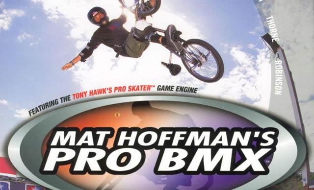 Mat Hoffman's Pro BMX Retro Gaming