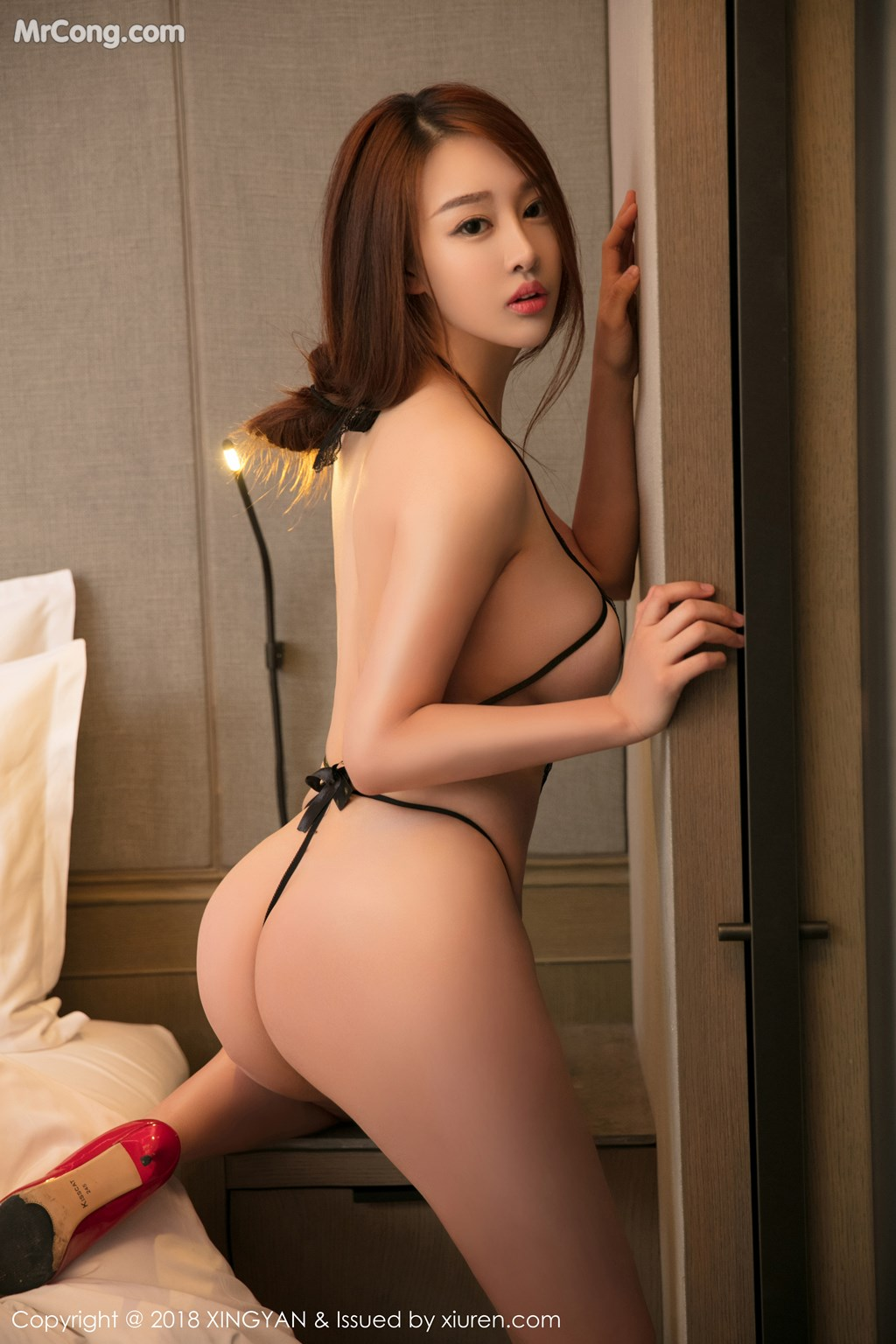 Image XingYan-Vol.100-Various-Models-MrCong.com-009 in post XingYan Vol.100: Various Models (102 ảnh)