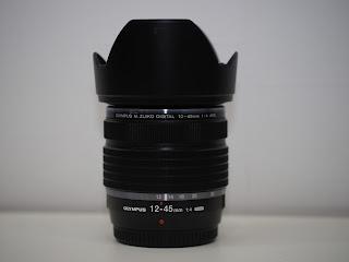 スマートフォンカメラのレンズでは表現できない写真を撮ることができるオリンパス12-45mm f4.0 PROレンズをお買い取りしました