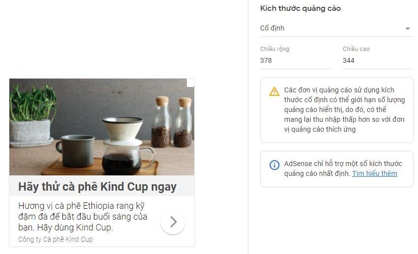 Chèn ads vào vị trí các bài viết ở trang chủ blog