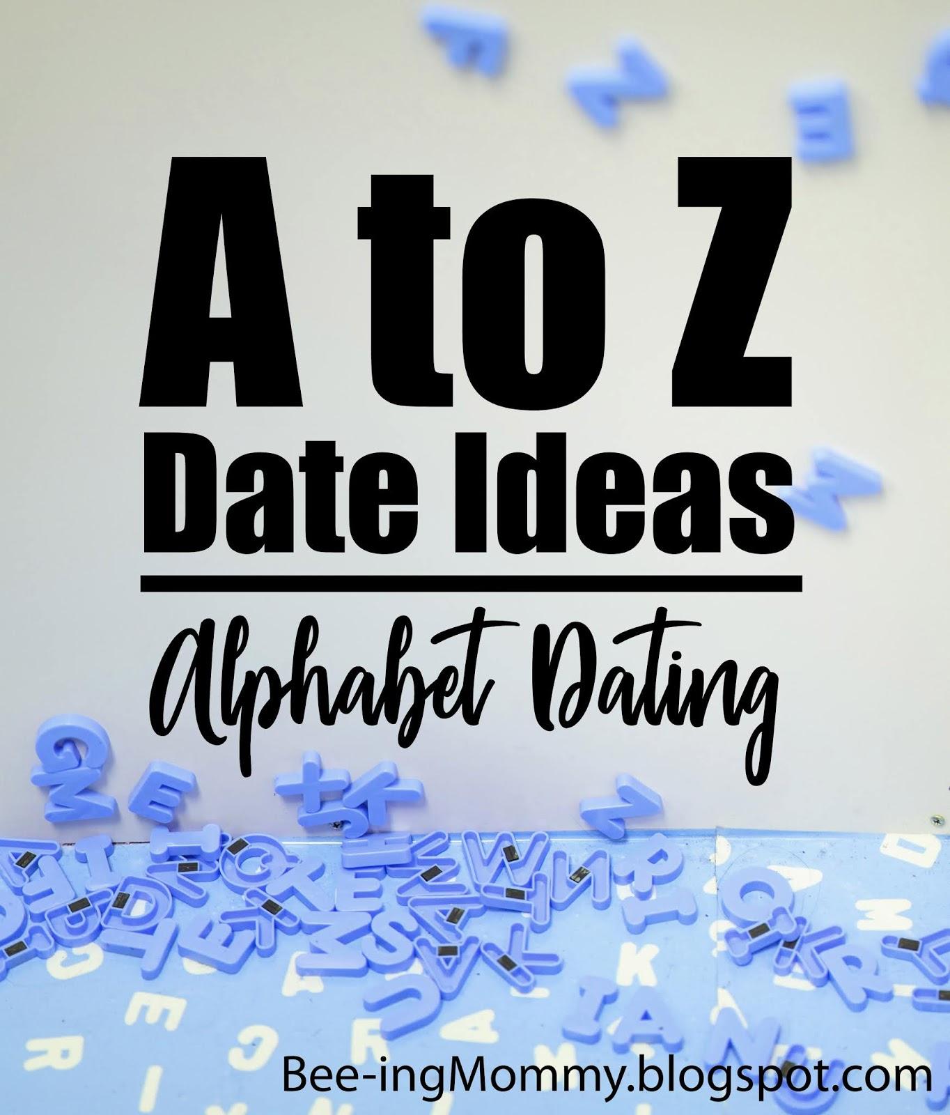 alphabet dating letter q