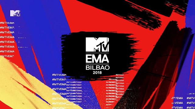 Promoción de los premios de MTV celebrados en Barakaldo