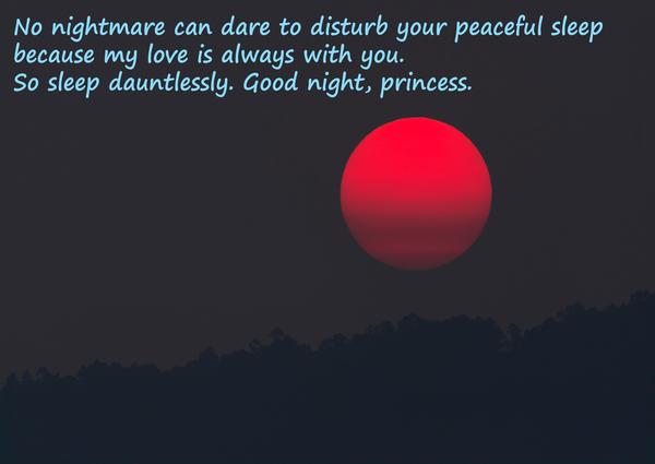 good night love quotes