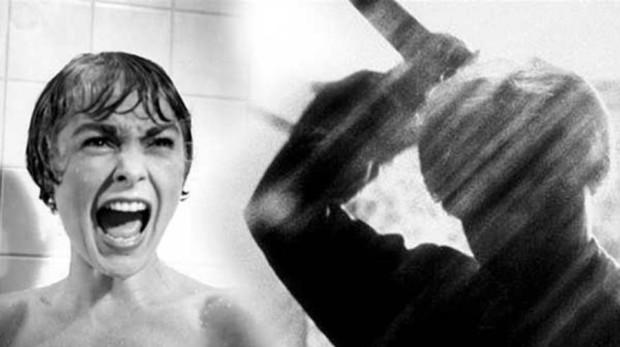 Psicosis Hitchcock 1960 cine