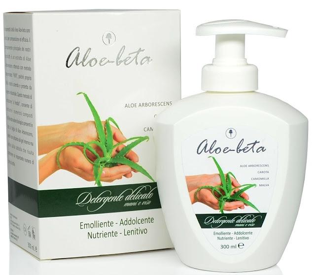 Detergente Delicato mani viso Aloe Arborescens, Adatto anche alle pelli più sensibili.