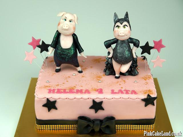 Sing Cakes London