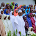 Photos From Buhari's Meeting With Dapchi Girls