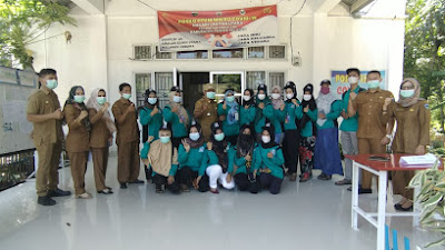 Walinagari Lakitan Utara  Aprizal DT Bagindo Kayo Apresiasi kader Pokja SDGs