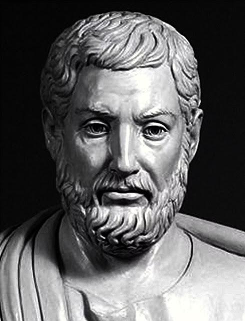 Cleisthenes (508-507 SM) adalah tokoh Bapak Demokrasi Athena