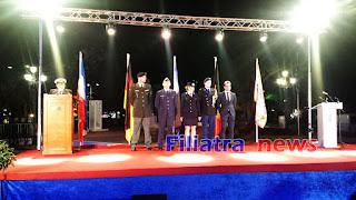 Φιλιατρά: Πραγματοποιήθηκε χθες βράδυ η τελετή λήξης του 1ου Ευρωπαϊκού Κυπέλλου Ποδοσφαίρου Γυναικών Ενόπλων Δυνάμεων CISM