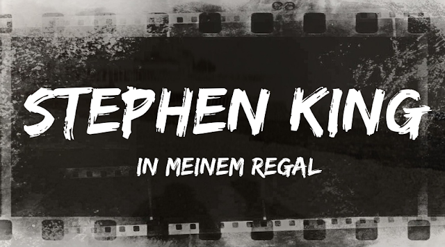 Stephen King in meinem Regal