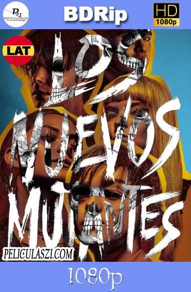 Los Nuevos Mutantes (2020) HD BDRip & BRRip 1080p Dual-Latino