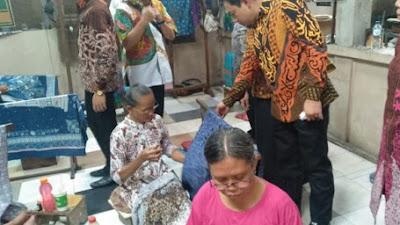 Bangun Kampung Batik Basurek, Pemkot Bengkulu Belajar Ke Solo