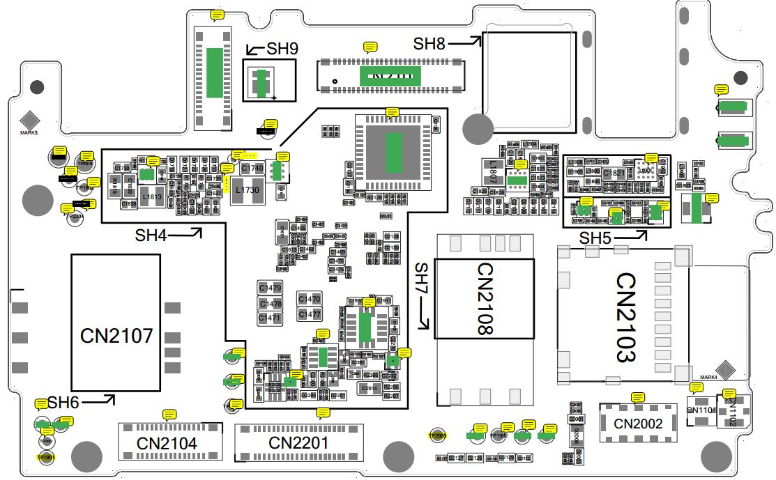 Oppo Neo 7  A33w  Schematic  U0026 Layout Diagrams
