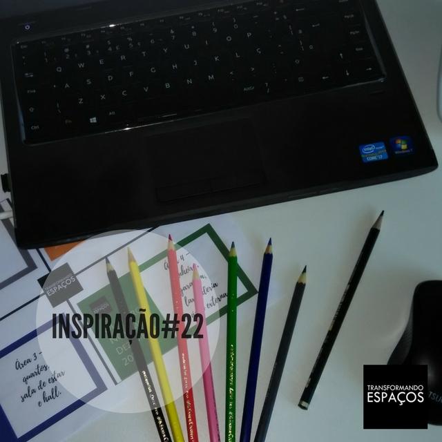 Inspiração 22 # Trabalho
