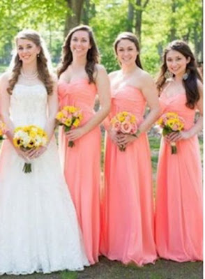 Ruched Floor-length New-Arrival Strapless Simple Bridesmaid Dresses