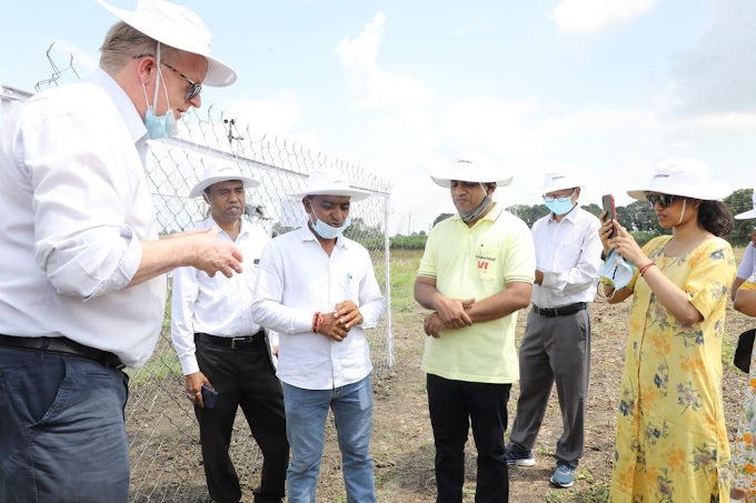 Bazar Plus- Vodafone Idea Foundation and Solidaridad joined hands for SmartAgri solutions to enhance farming practices and livelihoods of farmers