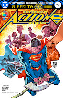 DC Renascimento: Action Comics #992