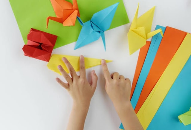 kreatifitas anak paud
