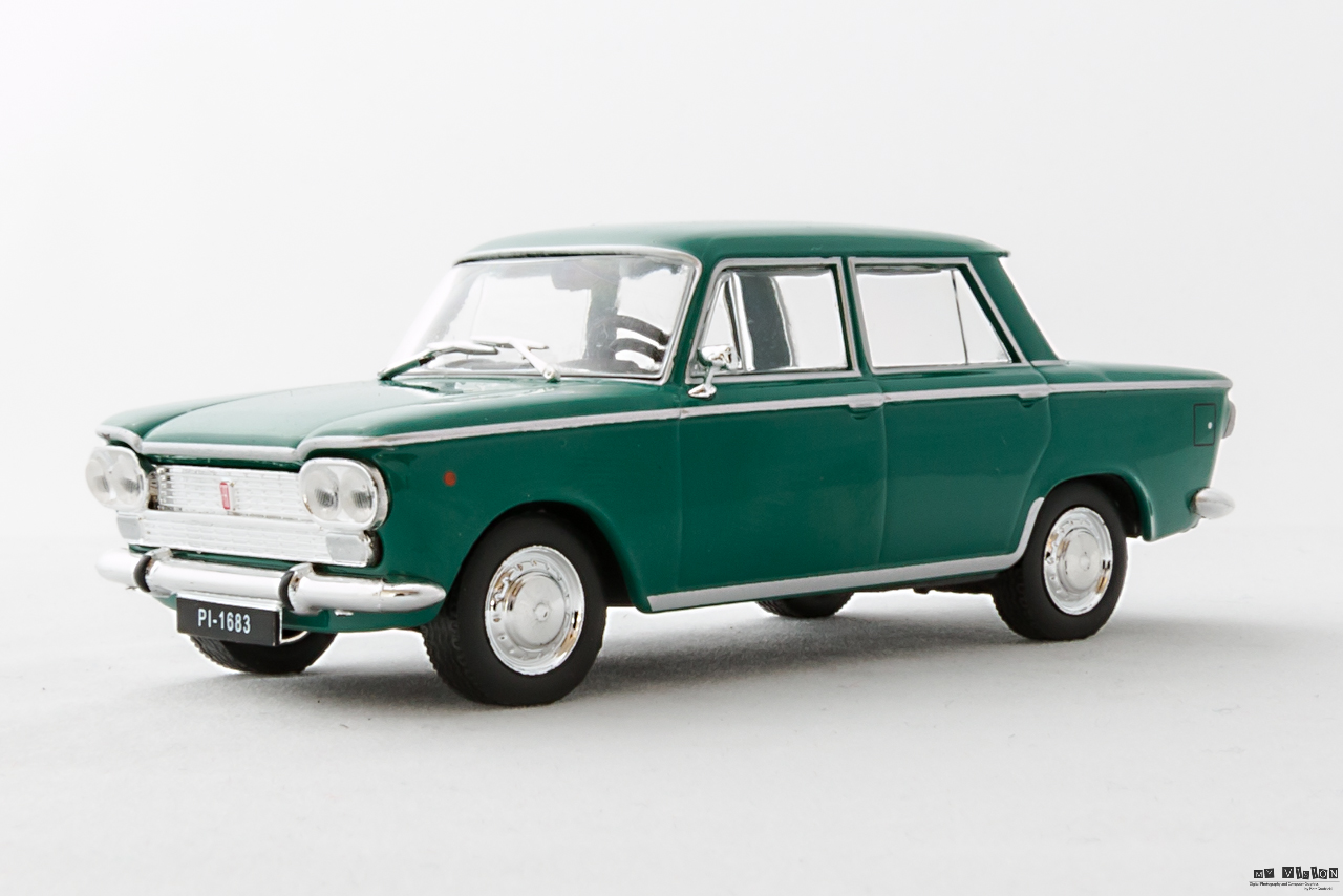 Miniautohobby Fiat 1500