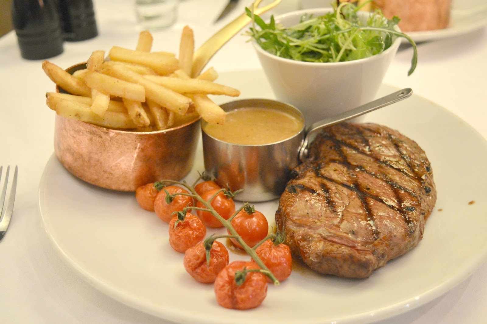 Marco Pierre White Steakhouse, Newcastle