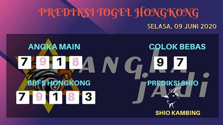 Prediksi HK Malam Ini 09 Juni 2020 - Bocoran HK